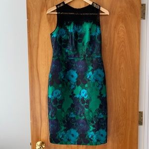 Cocktail dress from Anthropologie. Tags on.